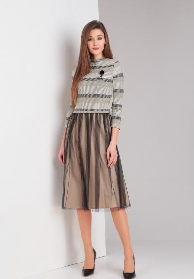 Платье М680 Размеры 42-48