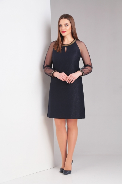 Платье М681 Размер 46