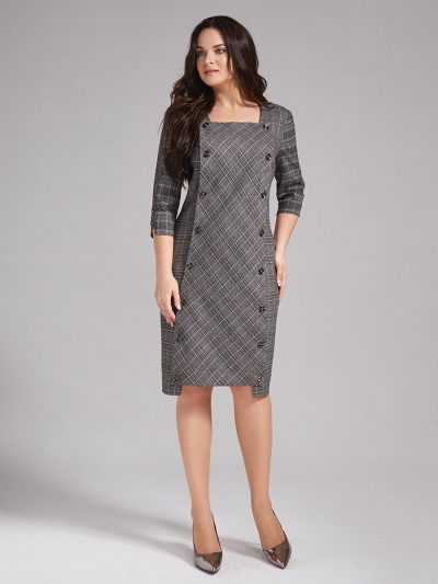 Платье М682-2 Размеры 50 52