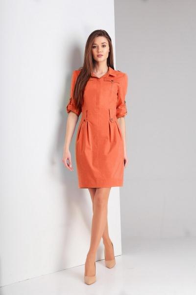 Платье М689 Размеры 42-46