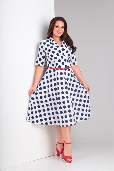 Платье М701 Размеры 50 52
