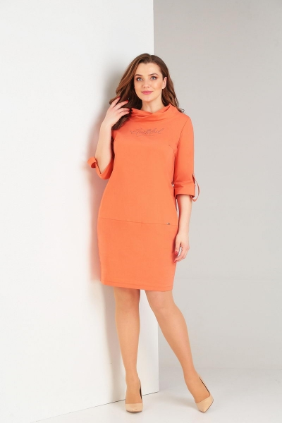 Платье М706 Размер 52