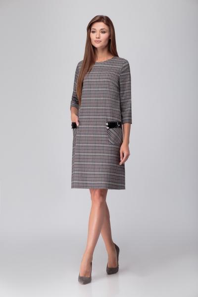 Платье М7159к Размеры 46 52