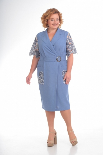 Платье М716 Размеры 54-64