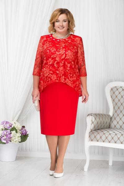 Платье М7202 Размеры 56-64