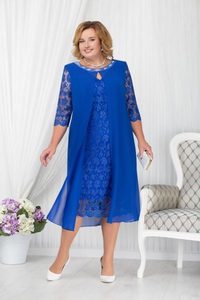Платье М7204 Размеры 54-62