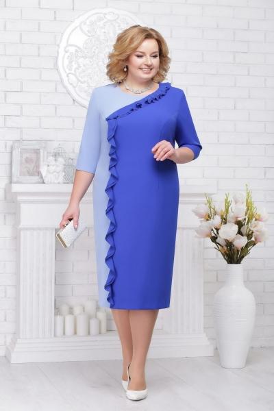 Платье М7225 Размеры 56-64