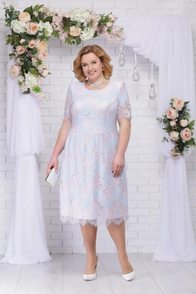 Платье М7230 Размеры 52-60