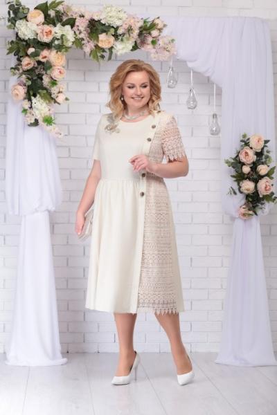 Платье М7235  Размеры 48-62