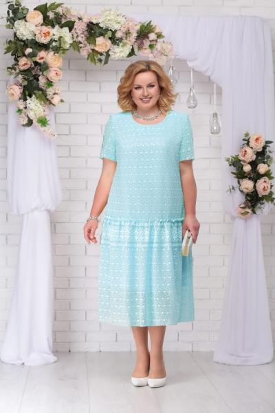 Платье М7241 Размеры 54-62