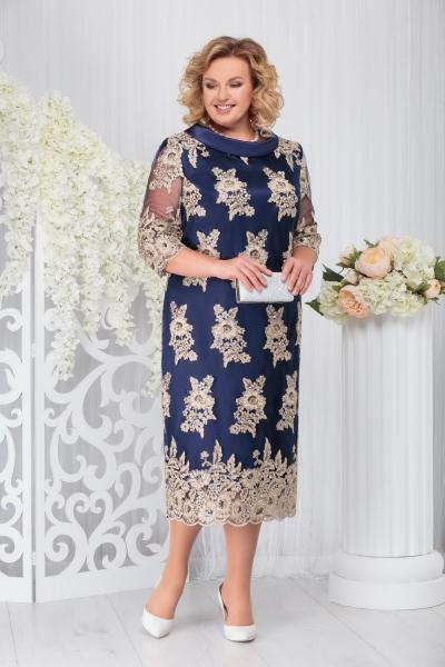 Платье М7249 Размеры 54-62