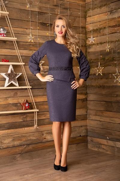 Платье М7276 Размер 52