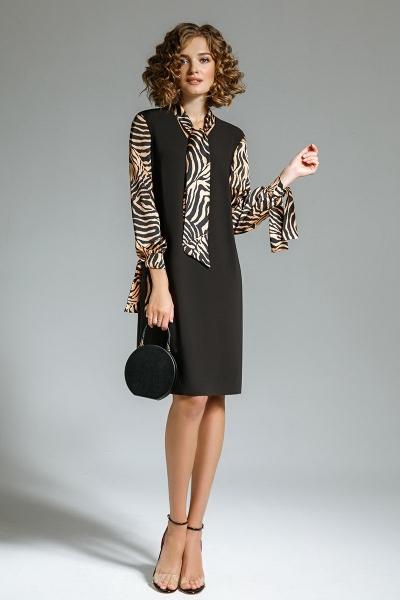 Платье М7287-1 Размеры 46-52