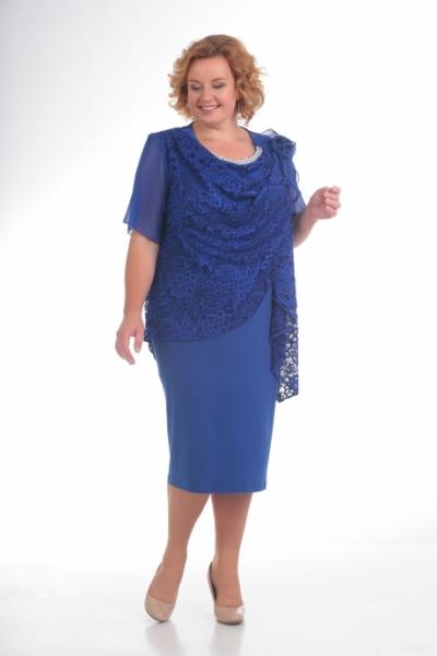 Платье М729 Размеры 56-66