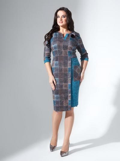 Платье М731 Размеры 50-54