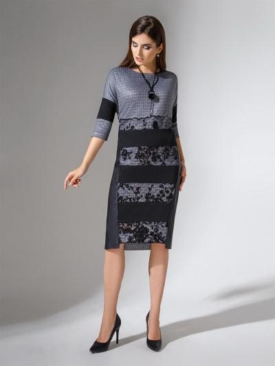 Платье М734 Размеры 50-60