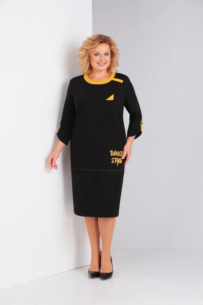 Платье М734 Размеры 58-62