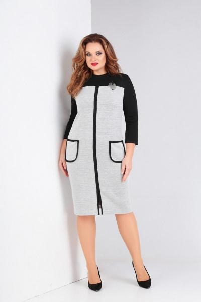 Платье М757 Размеры 48-52