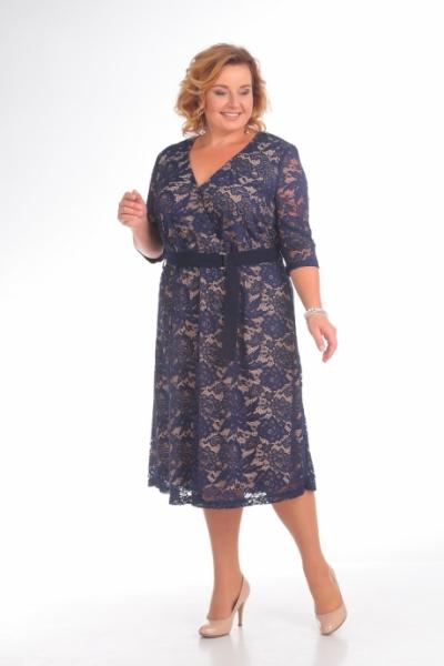 Платье М765 Размеры 54-64