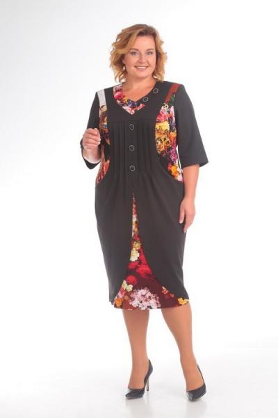 Платье М349 Размеры 52-64