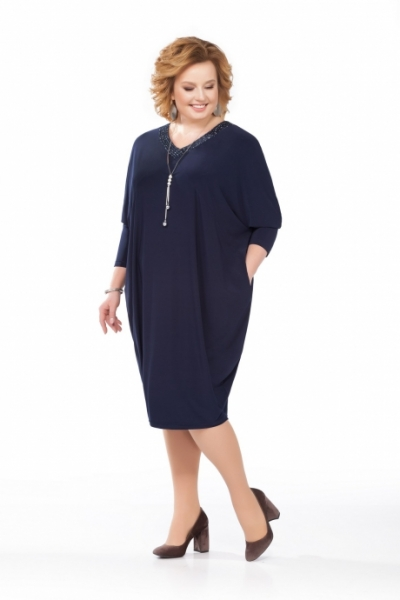 Платье М847 Размеры 56-72