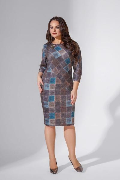 Платье М886-2 Размеры 52-62