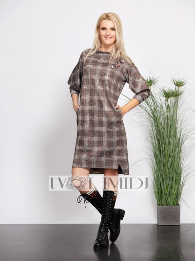 Платье М9826 Размеры 48 56