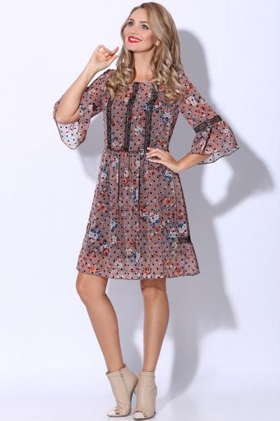 Платье М11081 Размеры 44-54