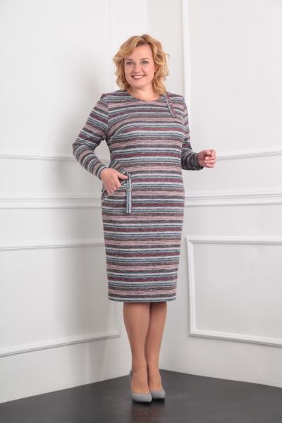 Платье М872 Размеры 50-54