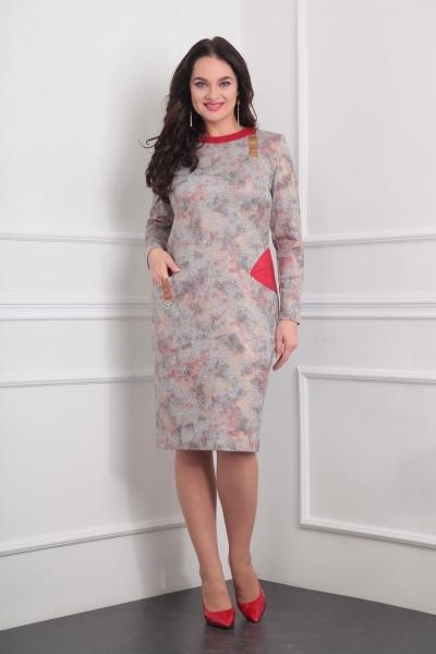 Платье М888 Размеры 48 52