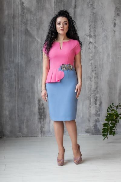 Платье М434 Размеры 44-50