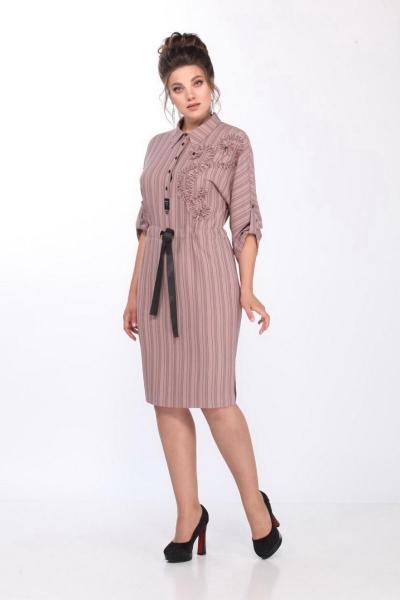Платье М451 Размеры 48-58