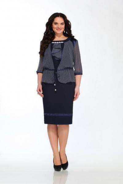 Платье М397 Размеры 54-64