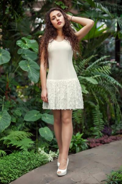 Платье М407М Размеры 44 46