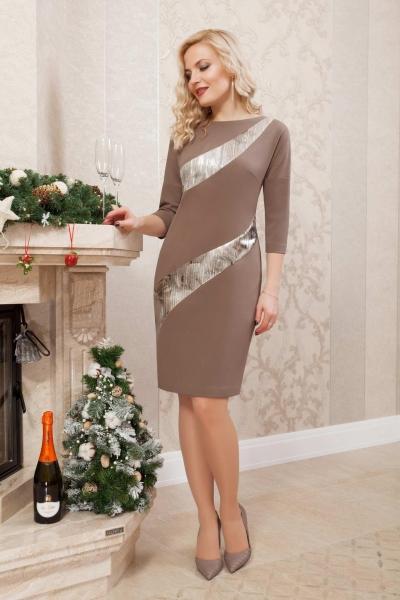 Платье М474Б Размеры 52-56