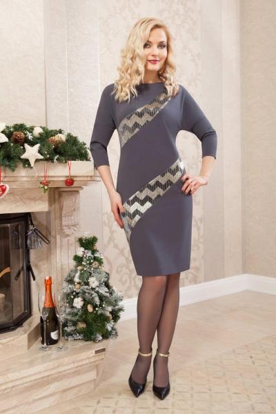 Платье М474С Размеры 48-56