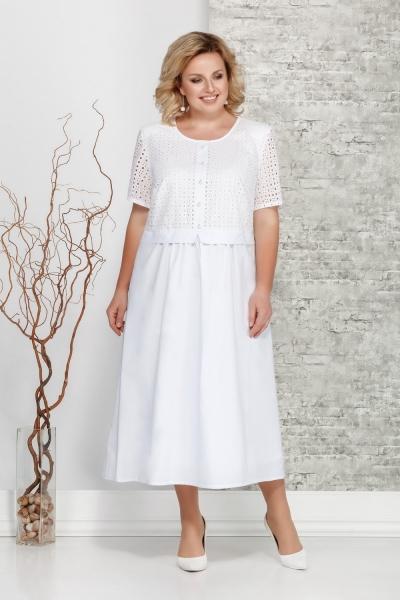 Платье М1641-1 Размеры 56-60