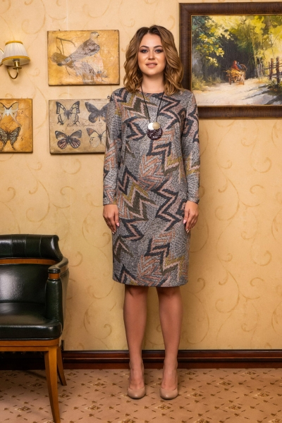 Платье МР-010 Размер 52