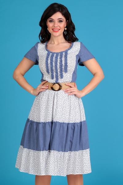 Платье М2130 Размеры 50-54