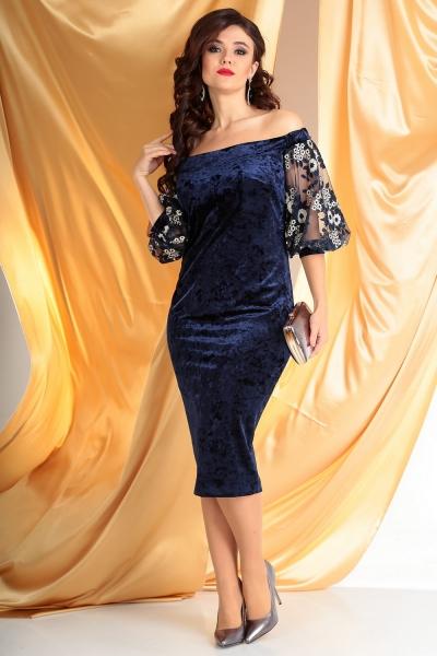 Платье М2384 Размеры 48-52