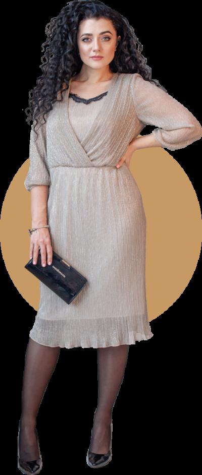 Платье М424 Размеры 46-56