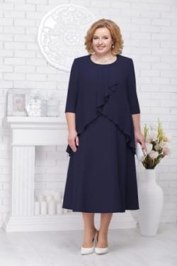 Платье М2192 Размеры 56-64