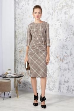 Платье М5028 Размеры 46-52