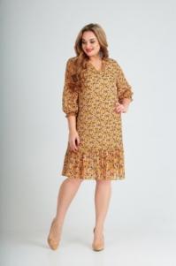Платье М1768 Размеры 48-52